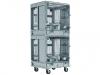 Modular Primate Cage Units