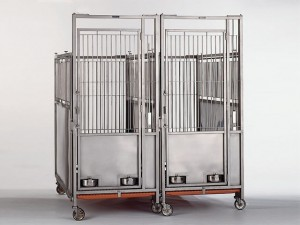 Dog Kennels & Cages Archives | Lab Animal Housing Solutions | Lab ...